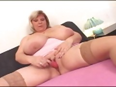 fat blonde tits hanger