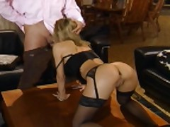 Sarah Nice - Fuck on couch