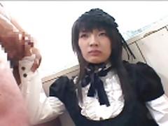 Mosaic- Minaki Saotome 2 - Dolls Gothic with Semen