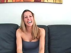 Hot girl gets creampie