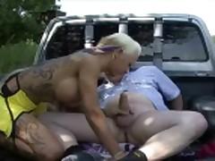 sex auf auto