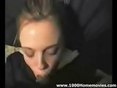 Cam: awesome blowjob from my ex girlfriend