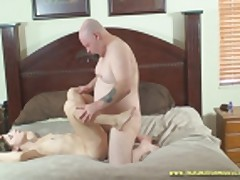 Tiny Breasted Amateur Getting Banged