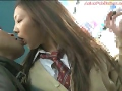 Asian Public Sex at a Arcade