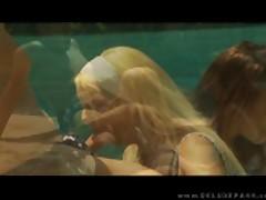 Carmen Luvana & Olivia Del Rio - Possession