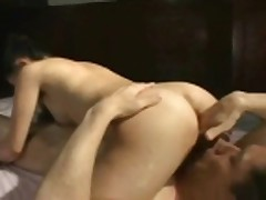 Oily Asian Milf Massage Sex