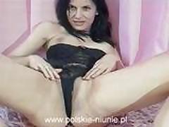 Polish Amateur Monika masturbates