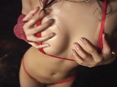 Micro Bikini Oily Dance 1 - 4 - Minaki Saotome