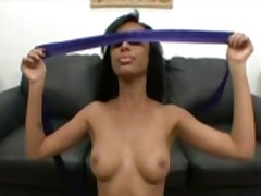 Bella Marette hot black chick