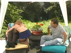 Aurora Snow - Double Parked - Scene 1
