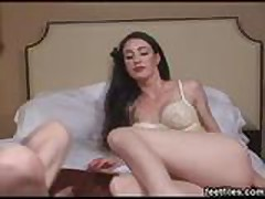 Feetfiles - Rose and Monica feetlicking