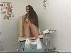 Nurse Pull her White Panties Aside 14 xLx