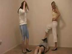 Stiletto Heel Workout Part 2