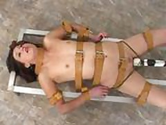 Georgia Southe Strapped And Vibed