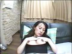 Asian Nipple Play