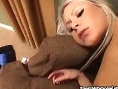 Handjob With Her Ass