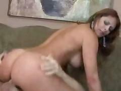 Splendid Colombian mom loves cock