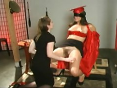 Natali Demore and Bobbi Starr - Bondage