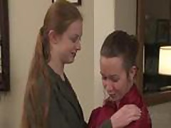 Lesbian Bellezza The House Sitter xLx
