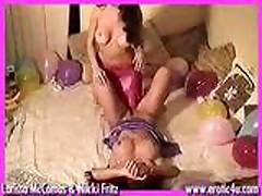 Nikki Fritz Lorissa McComas Webcam