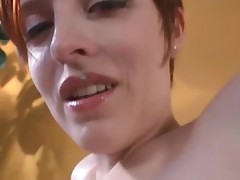 Hairy Teen with Fabulous Tits