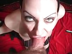 Smoking Fetish - Grace Topless POV
