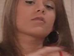 Smoking Fetish - Hot girl is smoking while masturbratin