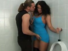 Piss: Dirty bitch Cum And Piss Bath