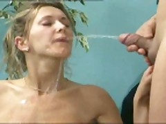 Piss: Sexy Hot Nurse Pissing In Mouth
