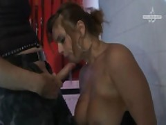 Piss: Sexy Milf Captive-Trapped