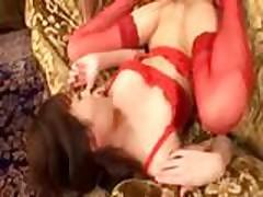 Ibuki Haruchi - Stocking Neck Leash Fetish