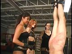 Jennifer LeMonde Whips Slave