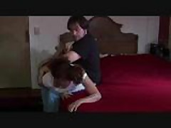 Trailer Trash Spanking