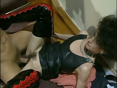 Skinny German Slut Gets Her Sexy Asshole Reamed