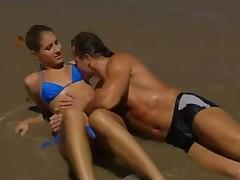 Sexy Jennifer Stone hardcore bikini sex