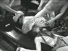 Come to a wild party with lots of kinky fucking