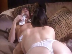Young man and milf make erotic hardcore porn