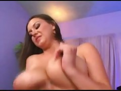 The big tit cum fest