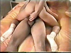 Bareback sex with the two horny gay guys