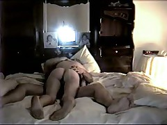 Missionary and doggy style in the amateur film