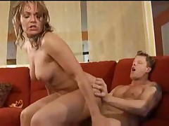 Milf fucked from behind by his hard cock