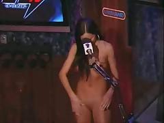 Jazessa Brazil on Howard TV