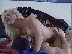Retro ass fucked with his licked busty babe