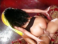 Beauty Lanny Barbie star in a sex circus