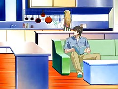 Anime girls getting pleasured