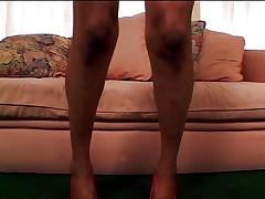 Black bitch gets her ass stuffed