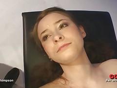 German sperm casting - Hanna