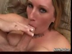 Busty Penis Polisher