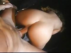 Very sexy brunette loves hot sex