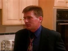 Miko Lee gets a vaginal kitchen fuck